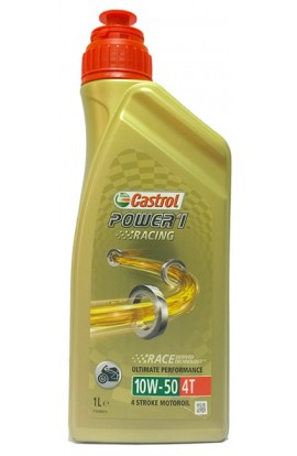 CASTROL POWER 1 RACING 4T 10W50 1L