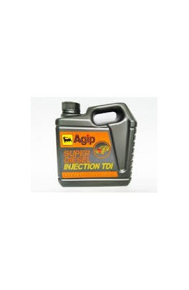 AGIP super diesel injection tdi 15w40 2 litros