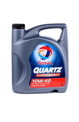 Total quartz 7000 ENERGY 10w-40 5 Litros