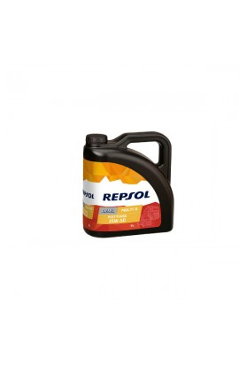 REPSOL MULTITURBO 25W50 4 LITROS