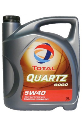 Total quartz 9000 y 9000 Energy 5w-40 LATA DE 5
