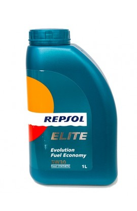 Repsol elite evolution fuel economy 5w30 1 litro