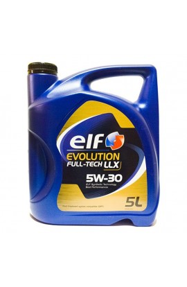 ELF EVOLUTION FULL-TECH LLX 5W30 LATA DE 5 LITROS