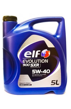 ELF EVOLUTION 900 SXR 5W-40 5L