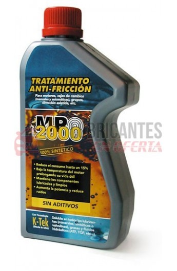 MP2000 Anti-fricción, 1L